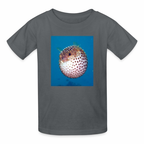Puffer Up - Kids' T-Shirt