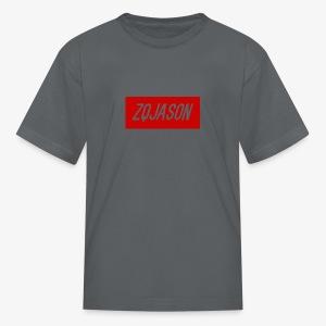 ZQJasons Name Icon - Kids' T-Shirt