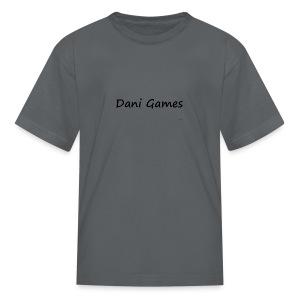 Dani games - Kids' T-Shirt