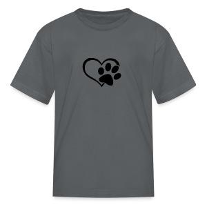 LOVE DOG - Kids' T-Shirt