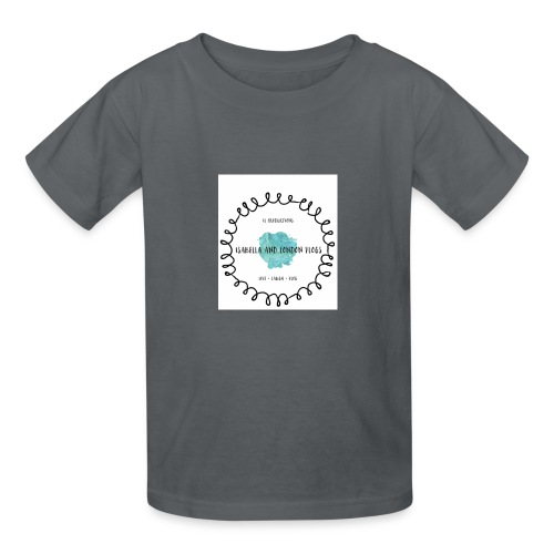 Isabella and London Vlogs Merch - Kids' T-Shirt