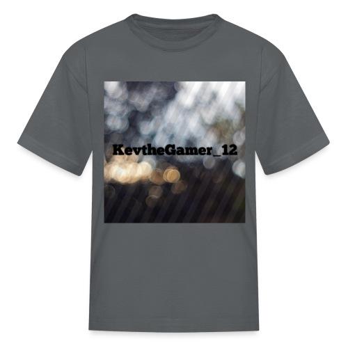 The KevtheGamer_12 store - Kids' T-Shirt