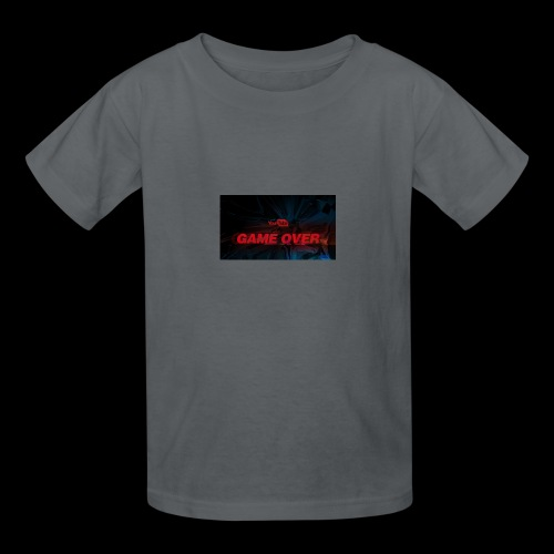 YouTube game over new murch - Kids' T-Shirt