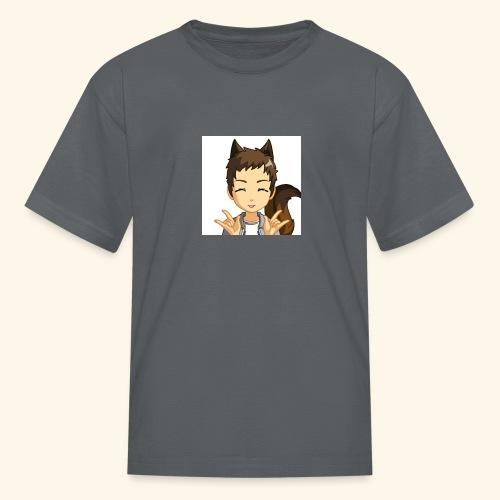 I'm a furry - Kids' T-Shirt