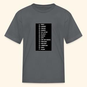 IMG 20180225 003205 - Kids' T-Shirt