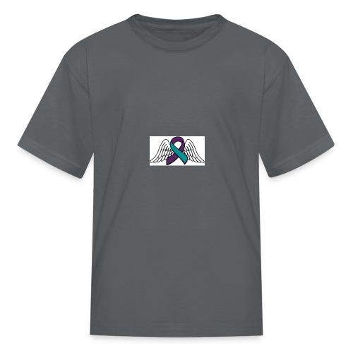 Suicide Awareness - Kids' T-Shirt