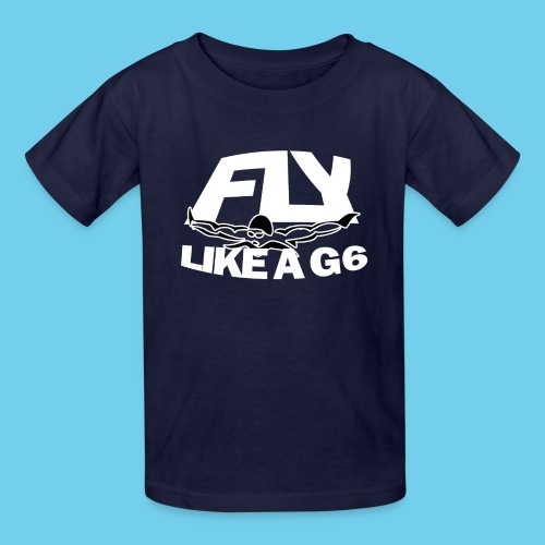 Fly Like a G 6 - Kids' T-Shirt