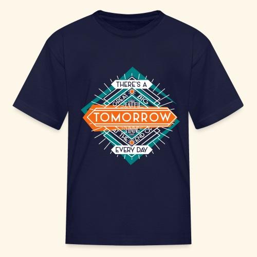 Carousel's Promise - Kids' T-Shirt