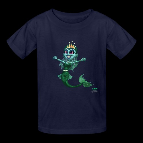Swimming - Kids' T-Shirt