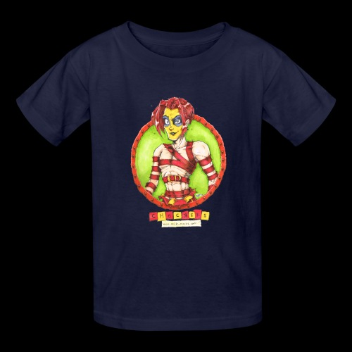 Checkers - Kids' T-Shirt