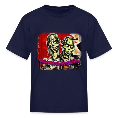xxZombieSlayerJESSxx - Kids' T-Shirt