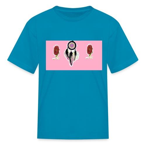 cute flowers - Kids' T-Shirt