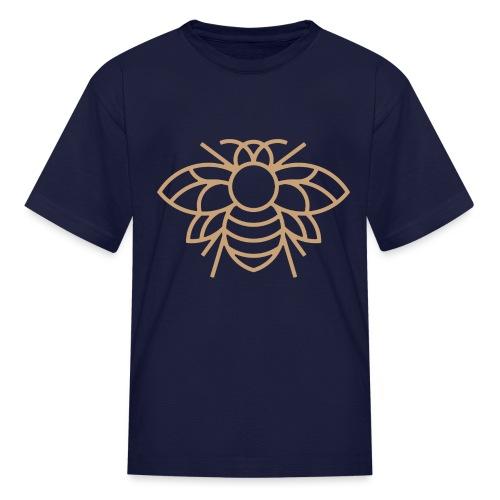 (bee_gold) - Kids' T-Shirt