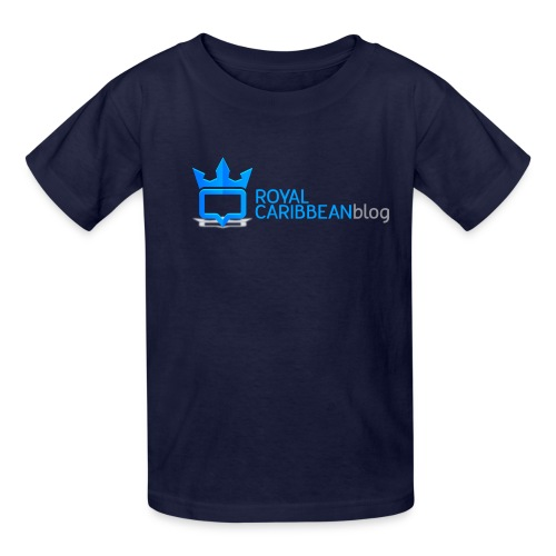 Royal Caribbean Blog Logo - Kids' T-Shirt
