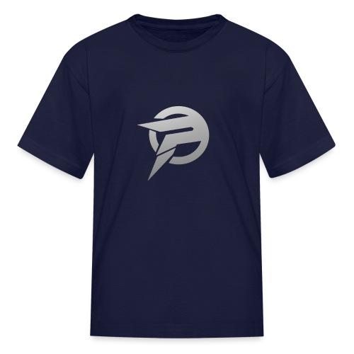 2dlogopath - Kids' T-Shirt