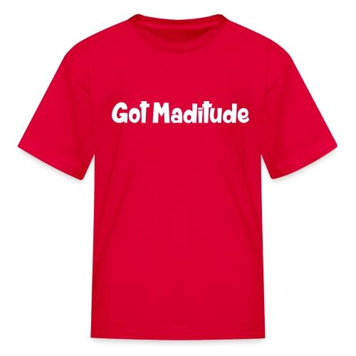 maditude2 - Kids' T-Shirt