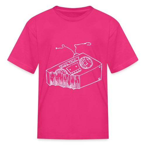 FTRLogoWhite - Kids' T-Shirt