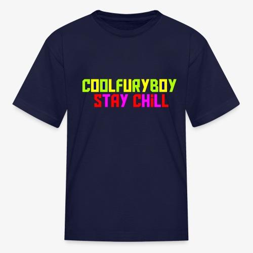 CoolFuryBoy - Kids' T-Shirt