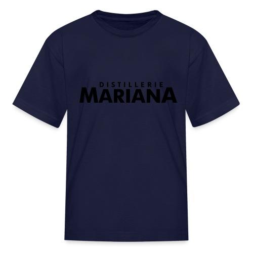 Distillerie Mariana_Casquette - Kids' T-Shirt