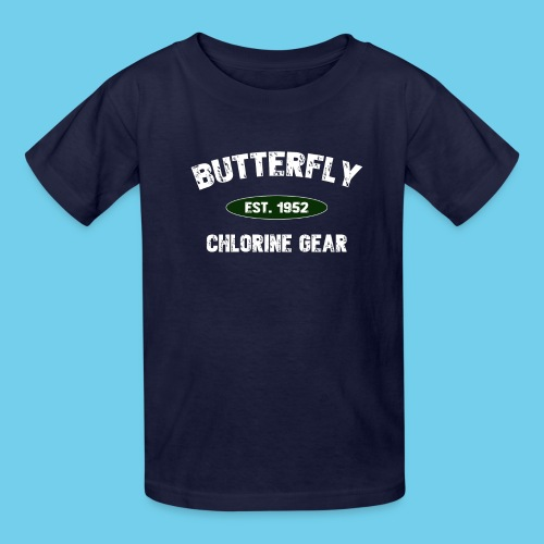 Butterfly est 1952-M - Kids' T-Shirt