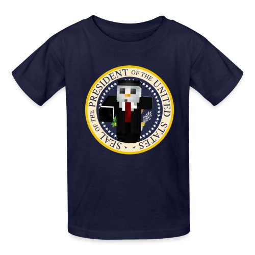 Snowy For Prez! - Kids' T-Shirt