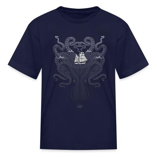 kraken2 png - Kids' T-Shirt
