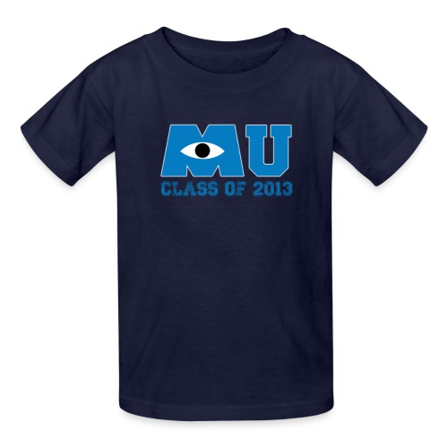 mu1 - Kids' T-Shirt