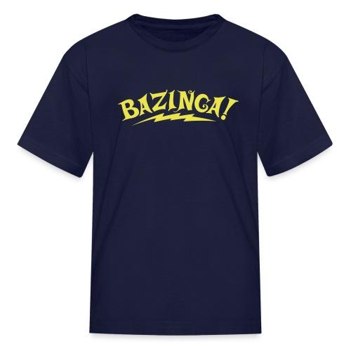 baxsinga 1 color - Kids' T-Shirt