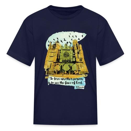 El camino - Kids' T-Shirt