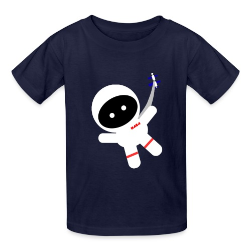 Space Walker Kids' Shirts - Kids' T-Shirt