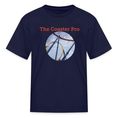 The Coaster Pro (Superman and Green Lantern) - Kids' T-Shirt