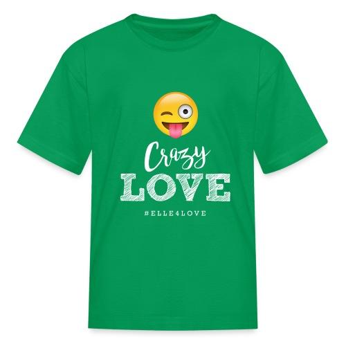 Crazy Love - Kids' T-Shirt