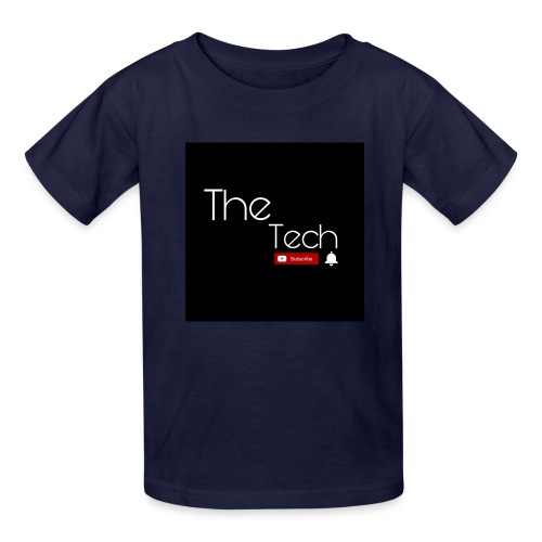 The Tech t-shirts - Kids' T-Shirt