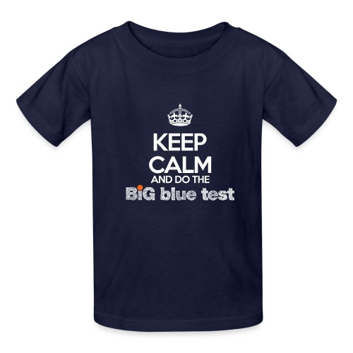 keepcalm png - Kids' T-Shirt