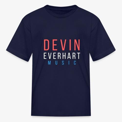 Devin Everhart Music - Kids' T-Shirt