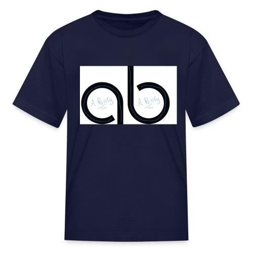 Ab signature merch - Kids' T-Shirt
