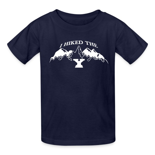 I Hike The Y - Kids' T-Shirt