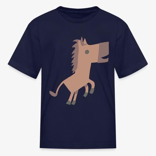 Horse - Kids' T-Shirt