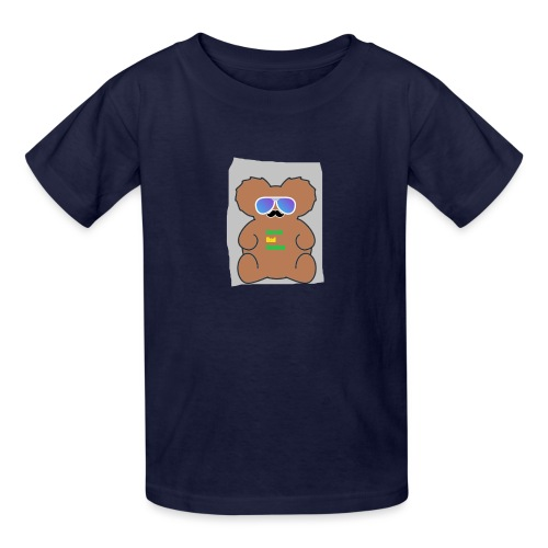 Aussie Dad Gaming Koala - Kids' T-Shirt