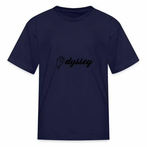 Hand Sign Odyssey - Kids' T-Shirt