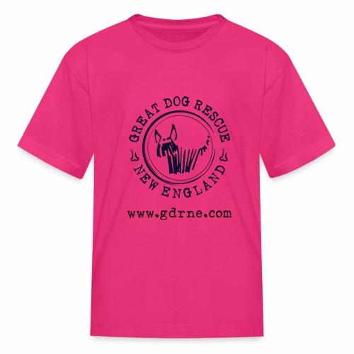 GDRNE Logo - Kids' T-Shirt