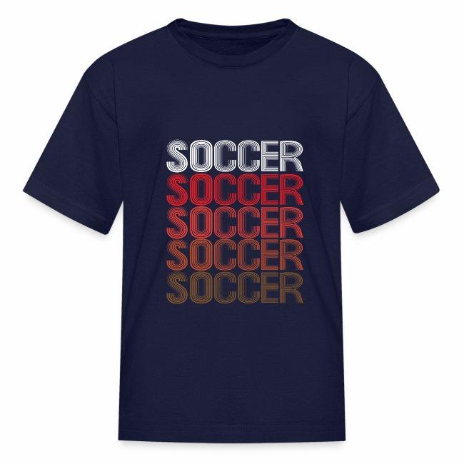 Soccer Football Striker Midfielder Winger Forward.