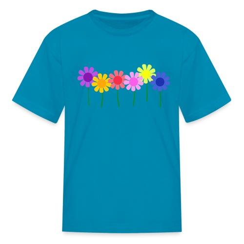 flowers 1 - Kids' T-Shirt