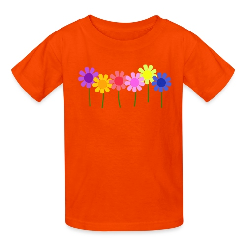 flowers 1 - Kids' T-Shirt