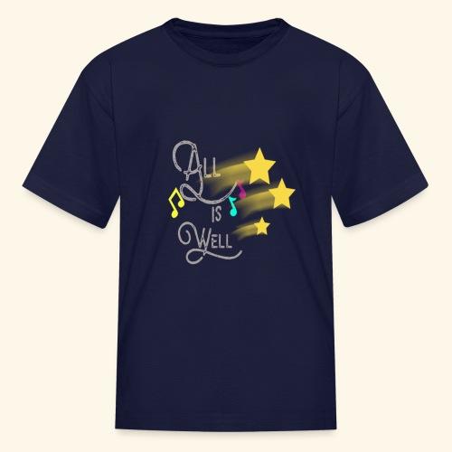 greyalliswell - Kids' T-Shirt