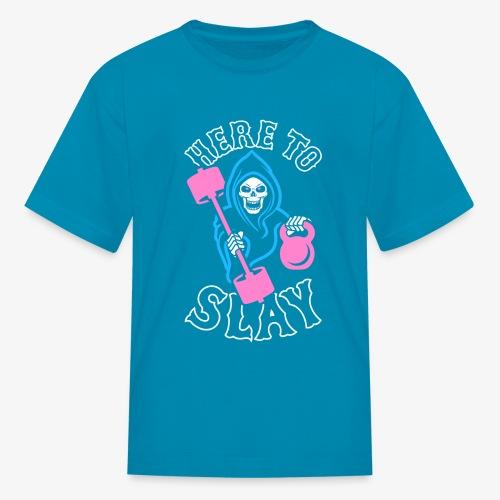Here To Slay - Kids' T-Shirt