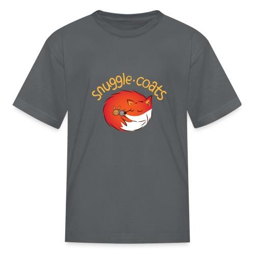 snugglecoats light png - Kids' T-Shirt