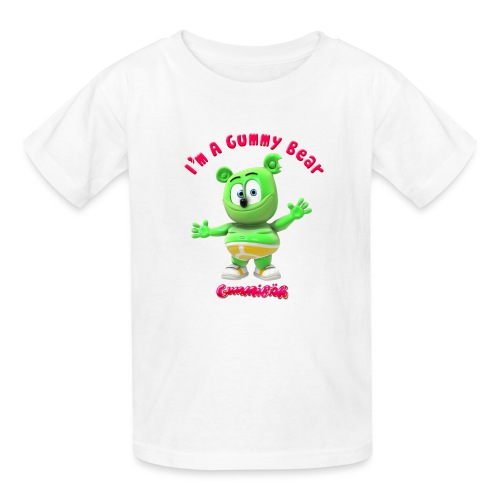 I'm A Gummy Bear - Kids' T-Shirt