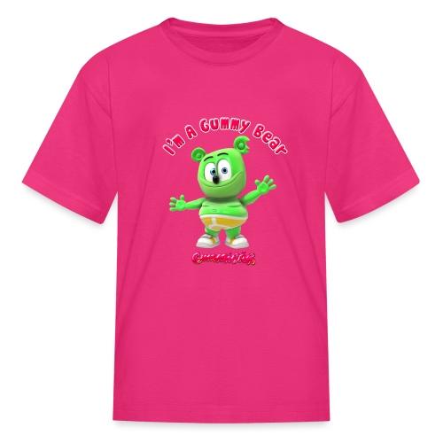 I'm A Gummy Bear - Kids' T-Shirt