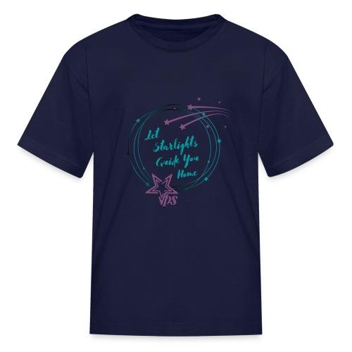 StarlightsTeal - Kids' T-Shirt